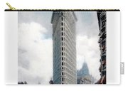 New York City - The Flatiron Building - Fifth Avenue - 1904 Carry-all Pouch