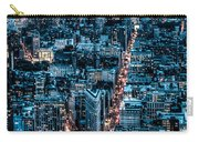 New York City Triptych Part 2 Carry-all Pouch