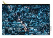 New York City Triptych Part 3 Carry-all Pouch