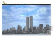 New York City Twin Towers Glory - 9/11 Carry-all Pouch
