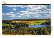 New York Countryside Carry-all Pouch by Christina Rollo
