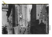 New York Curb Market, 1918 Carry-all Pouch