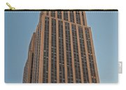 New York Empire State Building Carry-all Pouch