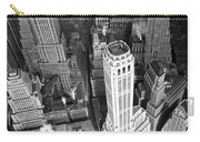 New York Financial District  Carry-all Pouch