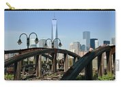 New York From New Jersey - Image 1633-01 Carry-all Pouch
