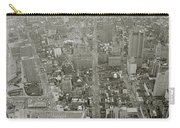 New York From The Trade Towers Carry-all Pouch