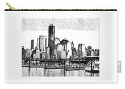 New York Harbor Carry-all Pouch