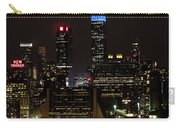 New York Honors Seattle Seahawks Carry-all Pouch