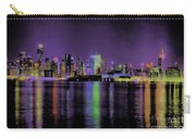 New York In Color Carry-all Pouch