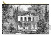 New York: Mansion, 1763 Carry-all Pouch