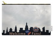 New York Mets Skyline Carry-all Pouch
