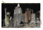 New York New York In Las Vegas Carry-all Pouch