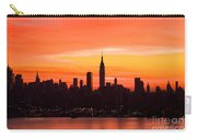 New York November Dawn Carry-all Pouch