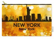 New York Ny 3 Carry-all Pouch