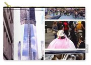New York Nyc Collage Carry-all Pouch