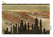 New York Old And New Carry-all Pouch