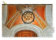 New York Public Library Ornate Ceiling Carry-all Pouch