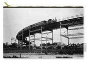 New York Railroad Bridge Carry-all Pouch