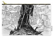 New York: Sanitation, 1885 Carry-all Pouch