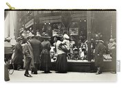 New York Shopping, 1911 Carry-all Pouch
