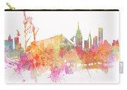 New York Skyline City Carry-all Pouch