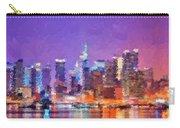 New York City - Skyline Carry-all Pouch
