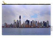 New York - Standing Tall Carry-all Pouch by Bill Cannon