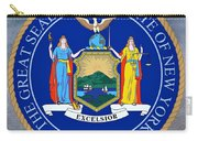 New York State Seal Carry-all Pouch