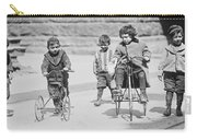 New York Street Kids - 1909 Carry-all Pouch