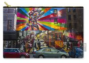 New York Street Scene Carry-all Pouch