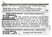 New York Sun, 1833 Carry-all Pouch
