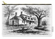 New York: Tavern, C1776 Carry-all Pouch