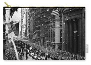 New York Ticker Tape Parade Carry-all Pouch
