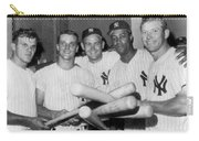 New York Yankee Sluggers Carry-all Pouch