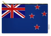 New Zealand Flag Carry-all Pouch