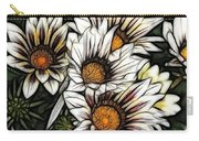 New Zealand Flowering Beauties Carry-all Pouch