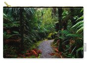 New Zealand Rainforest Carry-all Pouch