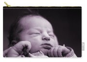 Newborn Baby Carry-all Pouch