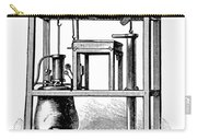 Newcomens Steam Engine, 18th Century Carry-all Pouch