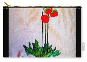 Newfoundland Pitcher Plant Carry-all Pouch