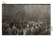 Newgate Prison Exercise Yard Carry-all Pouch