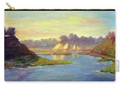 Newport Back Bay In Light Carry-all Pouch