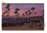 Newport Beach Sunset Carry-all Pouch