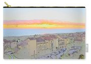 Newport Coast Sunset Carry-all Pouch