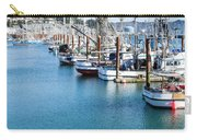 Newport Fishing Fleet  Carry-all Pouch