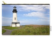 Newport Oregon Yaquina Lighthouse Carry-all Pouch