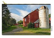 Newtown Barn Carry-all Pouch by Bill Wakeley