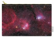 Ngc 3293, The Gem Cluster And Gabriela Carry-all Pouch