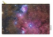 Ngc 6559 Emission And Reflection Carry-all Pouch