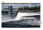 Niagara Falls Closeup And Observation Tower Carry-all Pouch